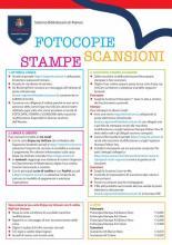 Fotocopie, stampe e scansioni