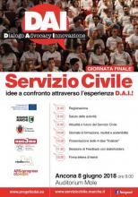 Servizio Civile: idee a confronto attraverso l'esperienza D.A.I.