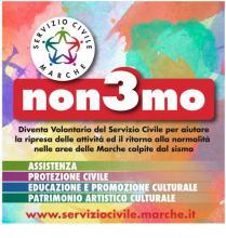 Volontari Servizio Civile Regione Marche