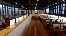 Biblioteca presso il Nuovo Campus